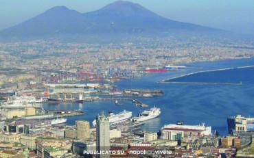 Arriva a Napoli la nave da crociera più grande del Mondo