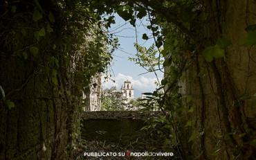 Le Jardin: un giardino segreto a Castel Sant'Elmo | Esclusivo