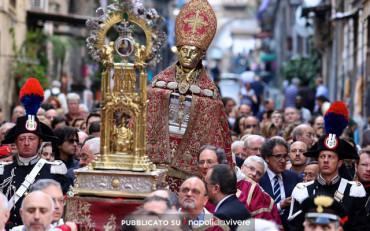 La festa di San Gennaro: il programma completo