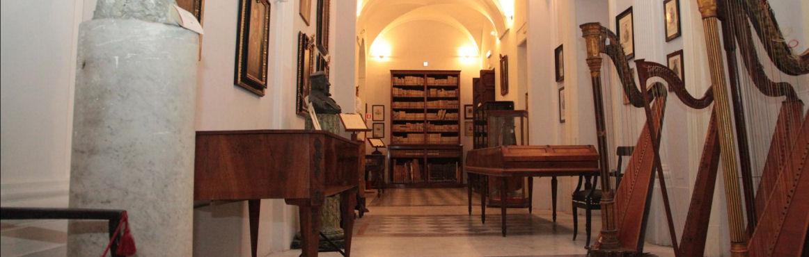 museo del Conservatorio di Napoli