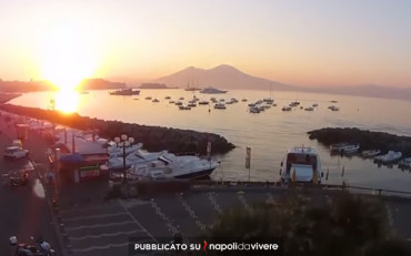 Napoli vista dal drone: video