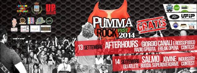 pummarock fest 2014