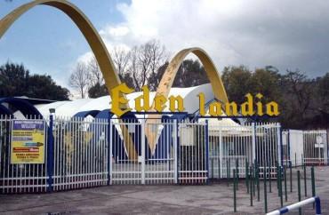 L'Edenlandia riaprirà per l'estate 2015
