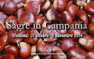 4 sagre da non perdere: Weekend 31 ottobre – 2 novembre 2014