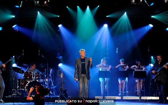 Claudio Baglioni in concerto il 24 e il 25 novembre 2014