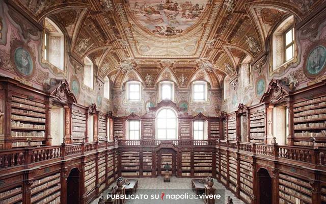 Incontri di lettura…a voce alta nei palazzi più belli di Napoli
