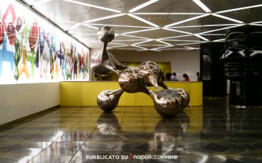 Metroart: lezioni d'arte in metropolitana