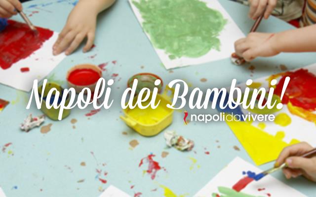 La Napoli dei bambini: Gli eventi del weekend per la famiglia