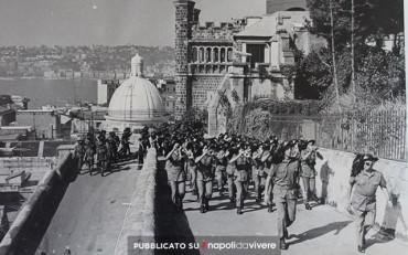 Corsa storica dei Bersaglieri a Pizzofalcone | 22 ottobre 2014