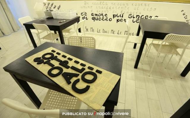 Sottopalco: il più grande caffè letterario del Sud nel Teatro Bellini