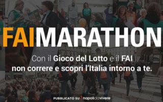 FAI Marathon 2015 a Napoli: gratis alla scoperta delle bellezze nascoste