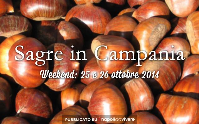 5 sagre da non perdere: Weekend 25 e 26 ottobre 2014