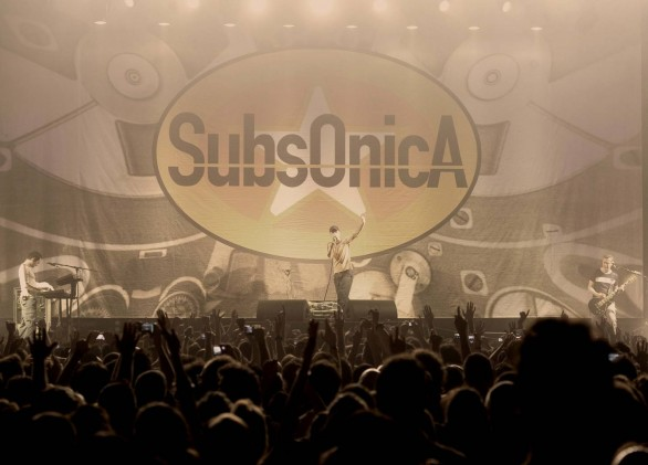 subsonica al palapartenope 2014