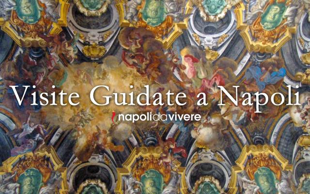 5 visite guidate a Napoli: weekend 25 e 26 ottobre 2014