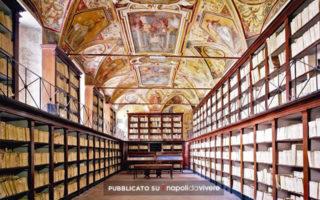 Biblioteche e Archivi di Stato aperti gratis a Napoli e Campania