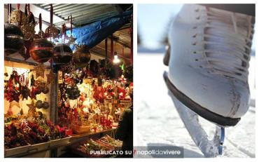 Mercatini di Natale e Pista di Pattinaggio al Villaggio Coppola
