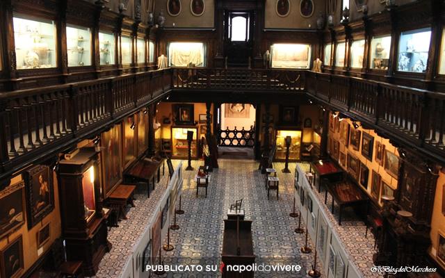 """Salviamo il Museo Filangieri con """"i Luoghi del Cuore del Fai"""""""