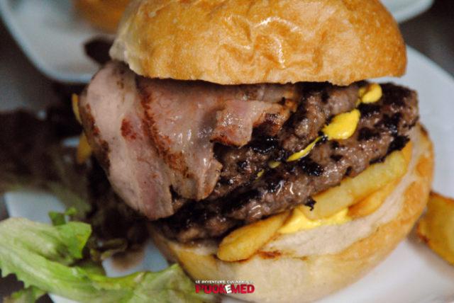 blackburger napoli panino