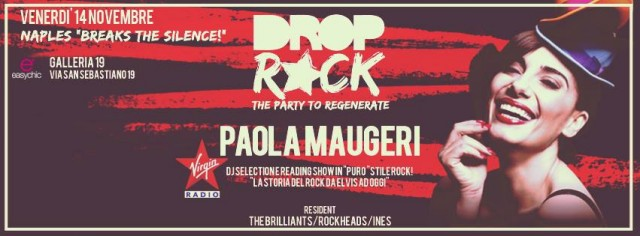 paola mauggeri drop rock