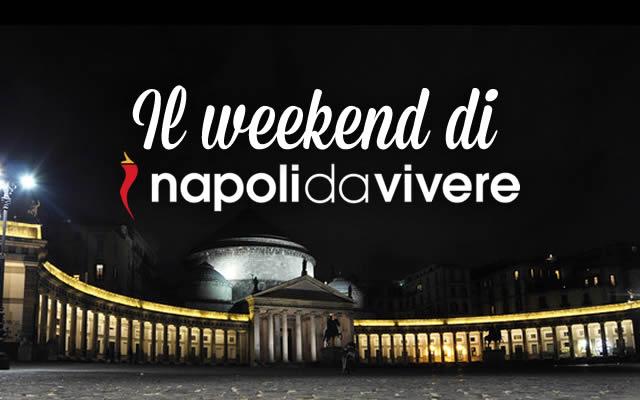 Il weekend di Napoli da Vivere  50 eventi per il 20-21dicembre