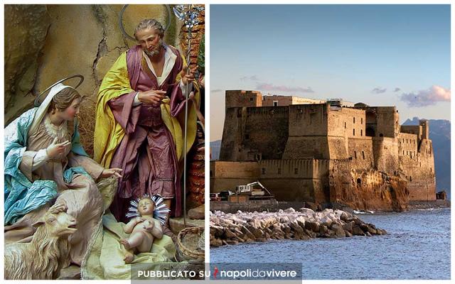 Mostra dell'Arte Presepiale a Castel dell'Ovo