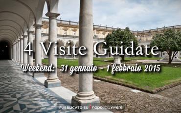 4 visite guidate da non perdere: weekend 31 gennaio – 1 febbraio