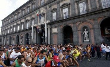 Half Marathon 2015: per attraversare di corsa il cuore di Napoli