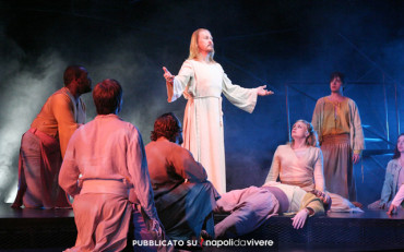 Jesus Christ Superstar in scena al Teatro Augusteo