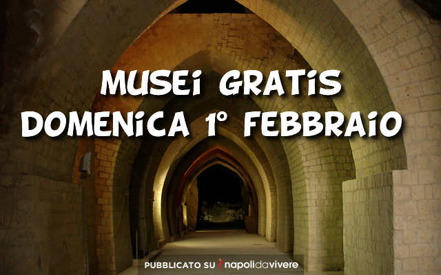 Musei gratis domenica 1 febbraio 2015 #DomenicalMuseo