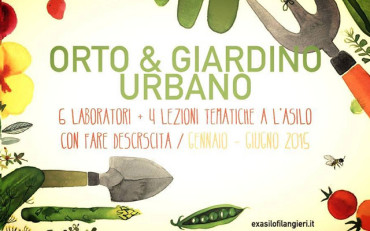Orto & Giardino Urbano all'Ex Asilo Filangieri