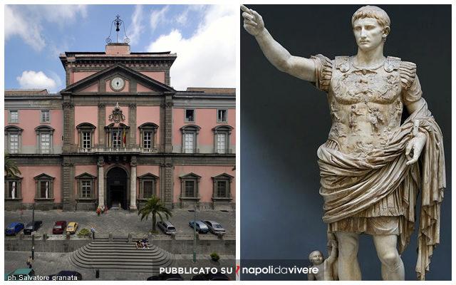 Una mostra dedicata all'imperatore Ottaviano Augusto al MANN