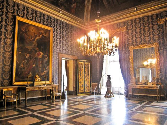 appartamenti reali palazzo reale gratis 1 febbraio