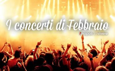 Concerti a Napoli: gli appuntamenti di Febbraio 2015