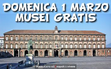 Musei gratis domenica 1 Marzo 2015| #DomenicalMuseo