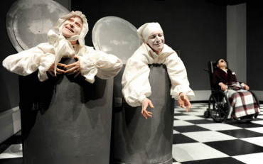 """Finale di partita"" di Samuel Beckett al Teatro San Ferdinando"