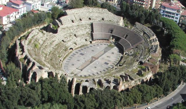L'Anfiteatro Flavio di Pozzuoli