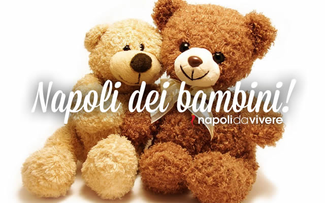 La Napoli dei bambini weekend 7-8 febbraio 2015