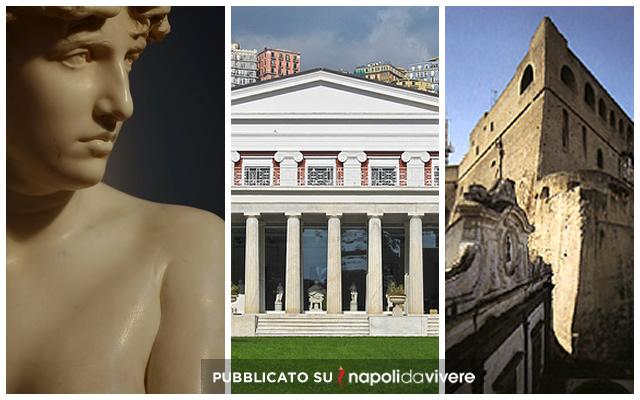 Successo dell'arte a Napoli prorogano 3 grandi mostre