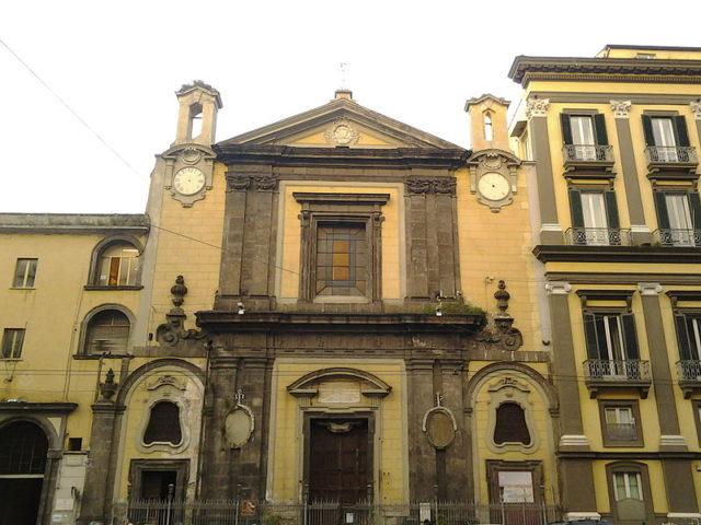 chiesa di san diego all ospedaletto