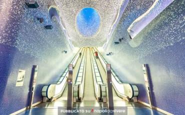 Metrolapse: le stazioni d'arte della metro in un video