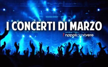 Concerti a Napoli: gli appuntamenti di Marzo 2015