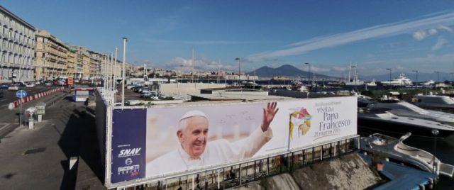 21marzo 2015 papa francesco a napoli
