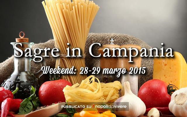 3 Sagre da non perdere per il weekend 28-29 marzo 2015