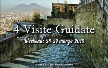 4 visite guidate da non perdere: weekend 28-29 marzo 2015