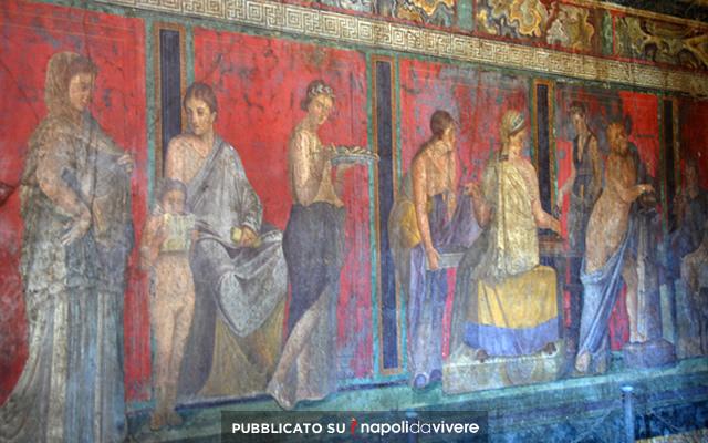 La Villa dei Misteri di Pompei riapre al pubblico