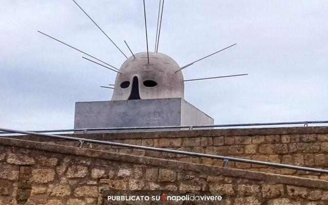 Elmo di castel sant'Elmo a Napoli
