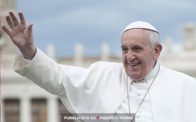 Papa Francesco a Napoli tutto quello che c'è da sapere