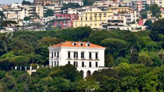 Apertura straordinaria di Villa Rosebery a Napoli