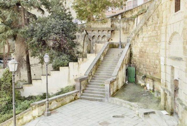 antica Salita della Riccia