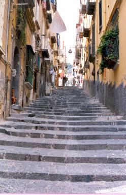 montagnola Napoli